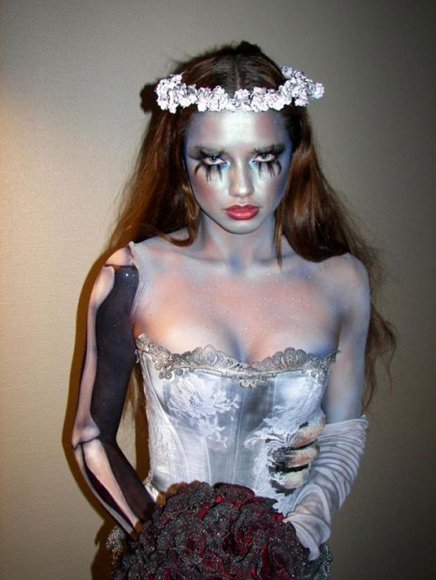 Zombie Bride And Groom Makeup Ideas  Saubhaya Makeup